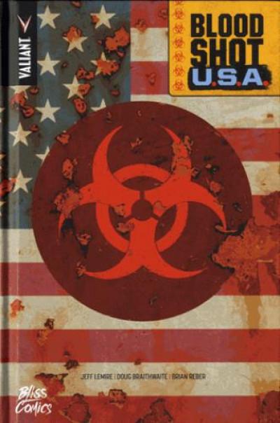 Couverture Bloodshot U.S.A.