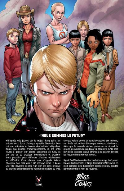 Page 1 Generation zero