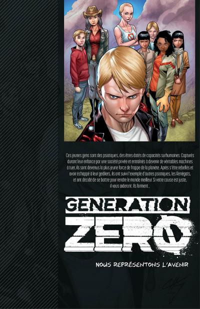Page 9 Generation zero