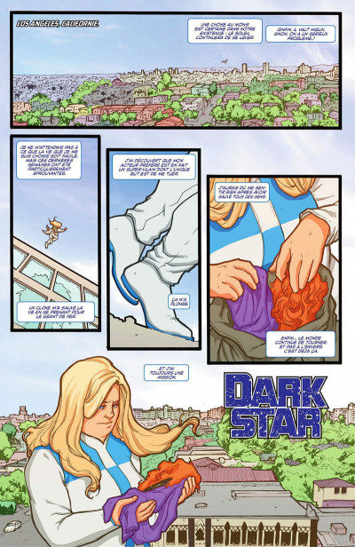 Page 8 Faith tome 3