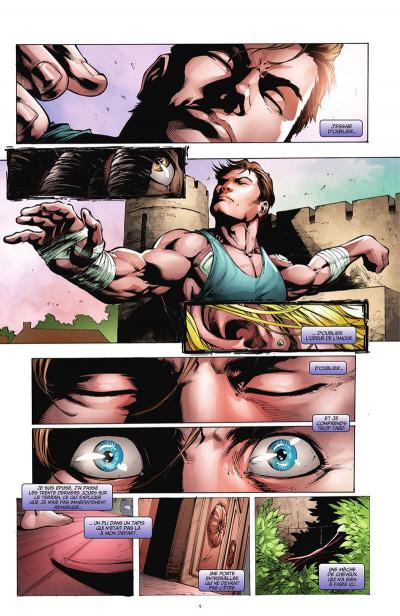 Page 0 Ninjak tome 4