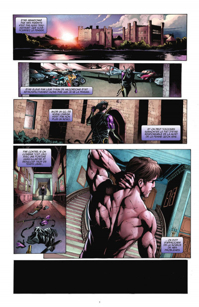 Page 8 Ninjak tome 4