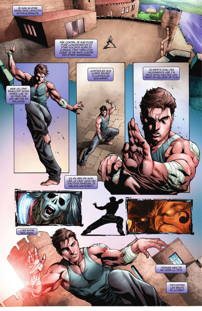 Page 9 Ninjak tome 4