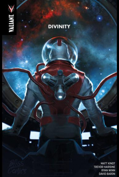Couverture Divinity tome 1
