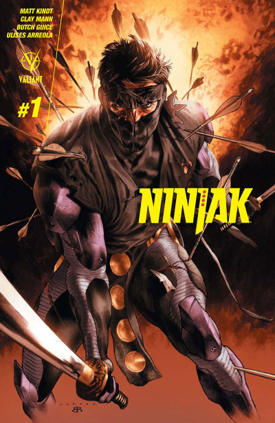 Page 6 Ninjak tome 1