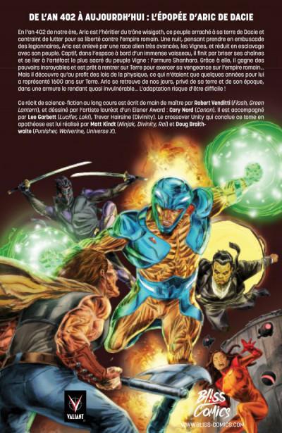 Page 2 X-O Manowar intégrale tome 1