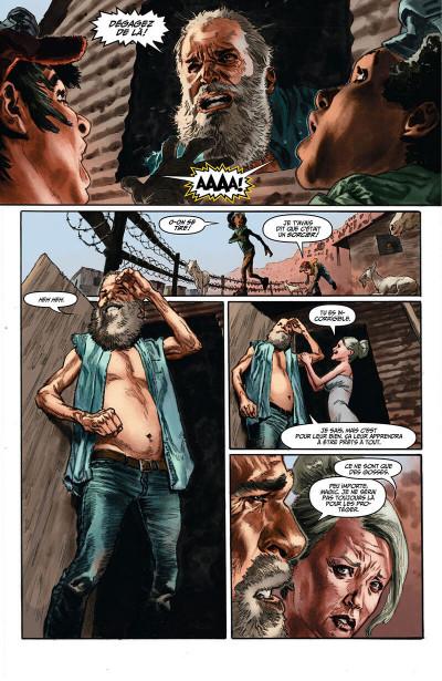 Page 0 Bloodshot reborn tome 3 - l'homme analogique