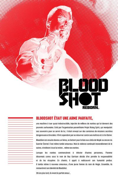 Page 7 Bloodshot reborn tome 3 - l'homme analogique