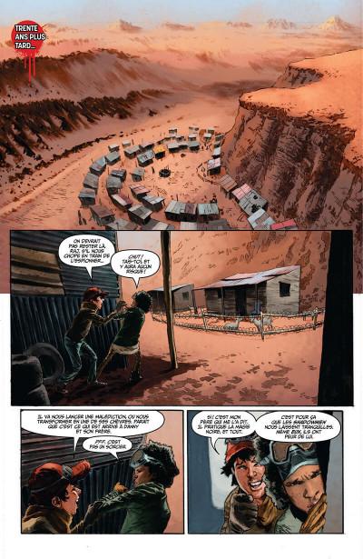 Page 8 Bloodshot reborn tome 3 - l'homme analogique