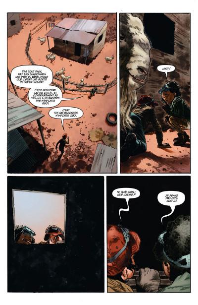 Page 9 Bloodshot reborn tome 3 - l'homme analogique