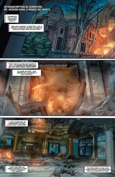 Page 8 Ninjak tome 3