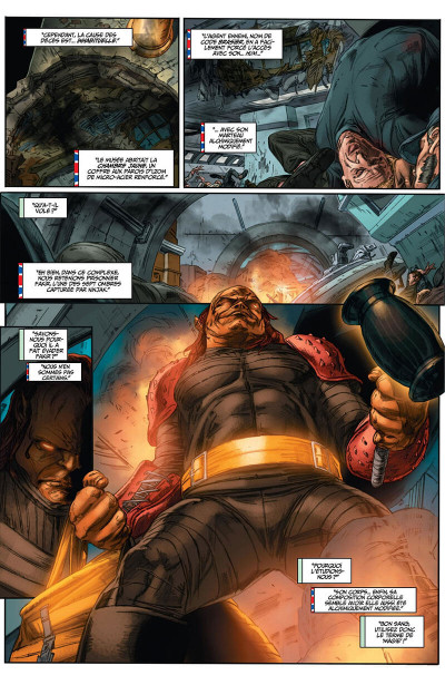 Page 9 Ninjak tome 3