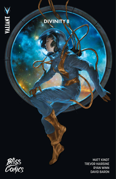 Couverture Divinity tome 2
