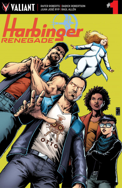 Page 6 Harbinger renegade tome 1