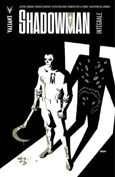 Couverture Shadowman - intégrale