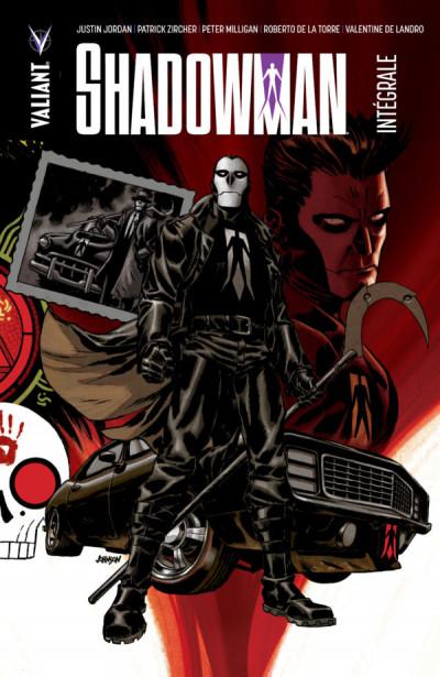 Dos Shadowman - intégrale