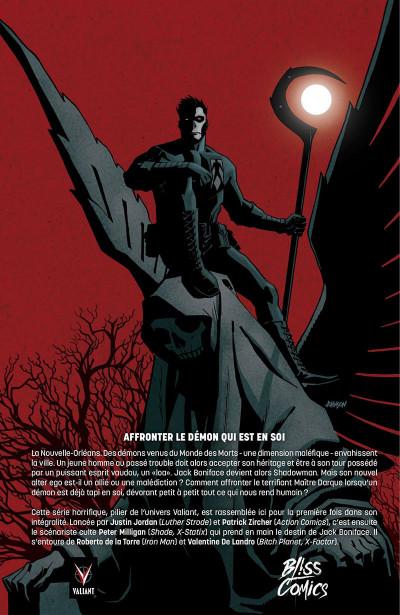 Page 1 Shadowman - intégrale