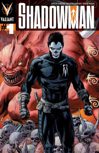 Page 7 Shadowman - intégrale