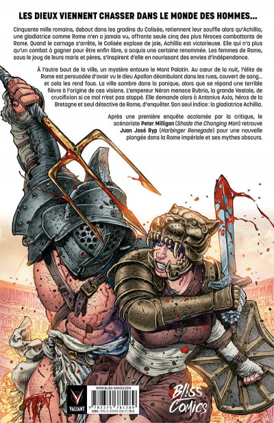 Page 1 Britannia - Ceux qui vont mourir