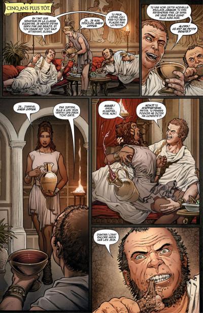 Page 8 Britannia - Ceux qui vont mourir