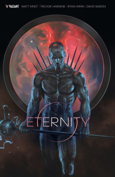 Couverture Eternity