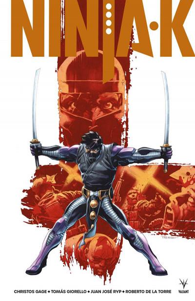 Couverture Ninja-k