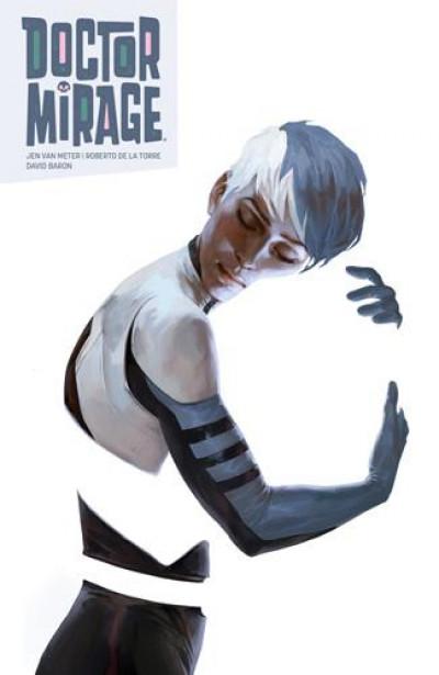 Couverture Dr Mirage