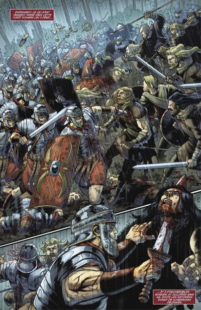 Page 0 Britannia - Les aigles perdus de Rome