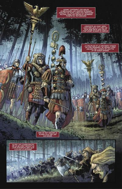 Page 9 Britannia - Les aigles perdus de Rome