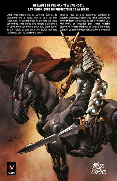 Page 1 Eternal warrior - Chroniques du guerrier éternel