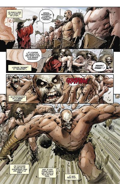 Page 0 Eternal warrior - Chroniques du guerrier éternel
