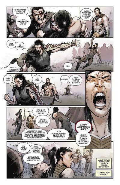Page 9 Eternal warrior - Chroniques du guerrier éternel