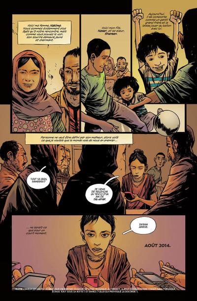 Page 8 Urgence niveau 3- Agir contre la faim