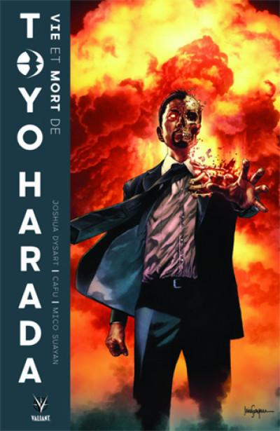 Couverture La vie et la mort de Toyo Harada