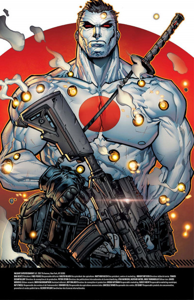 Page 4 Bloodshot tome 1