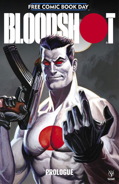 Page 6 Bloodshot tome 1