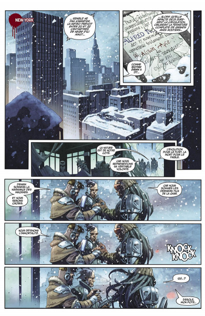 Page 8 Bloodshot tome 1