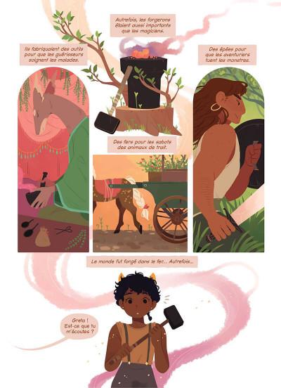 Page 8 Le cercle du dragon-thé