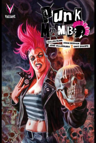 Couverture Punk mambo