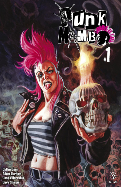 Page 6 Punk mambo