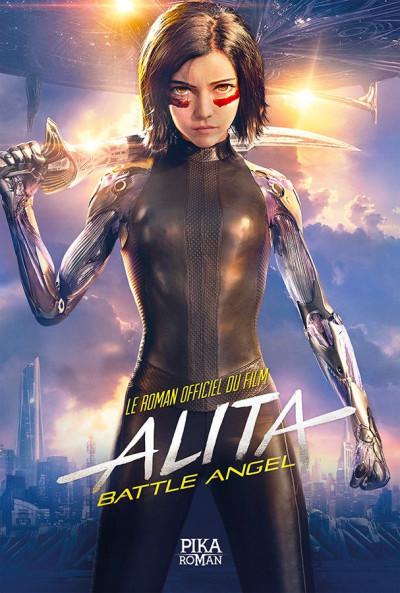 Couverture Alita - Battle angel (roman)