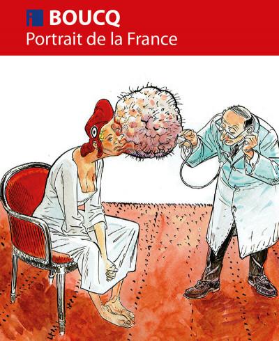 Couverture Portrait de la France