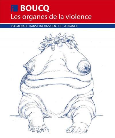 Couverture Portrait de la France - tirage de luxe