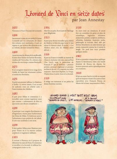 Page 3 Le petit léonard décodé