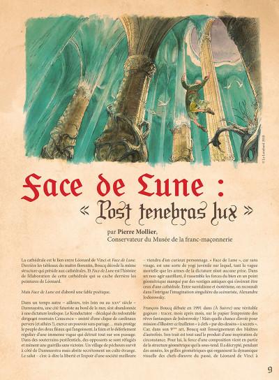 Page 8 Le petit léonard décodé