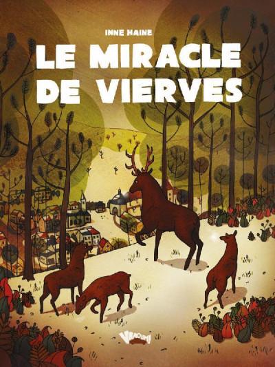 Couverture Le miracle de Vierves
