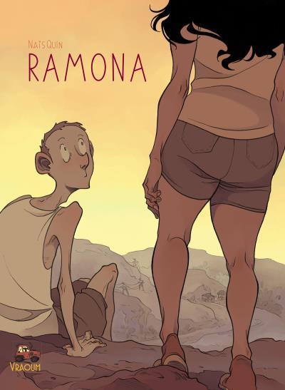 Couverture Ramona