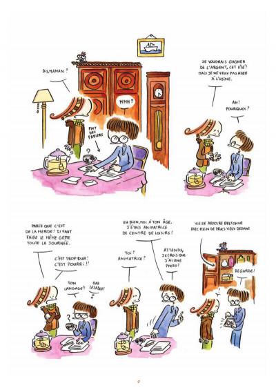 Page 8 Les enfants de l'été