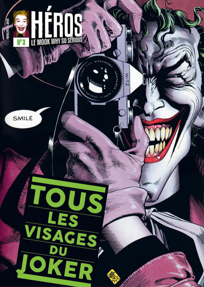 Page 2 Héros - Joker