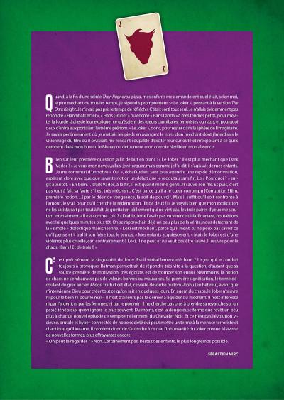 Page 6 Héros - Joker